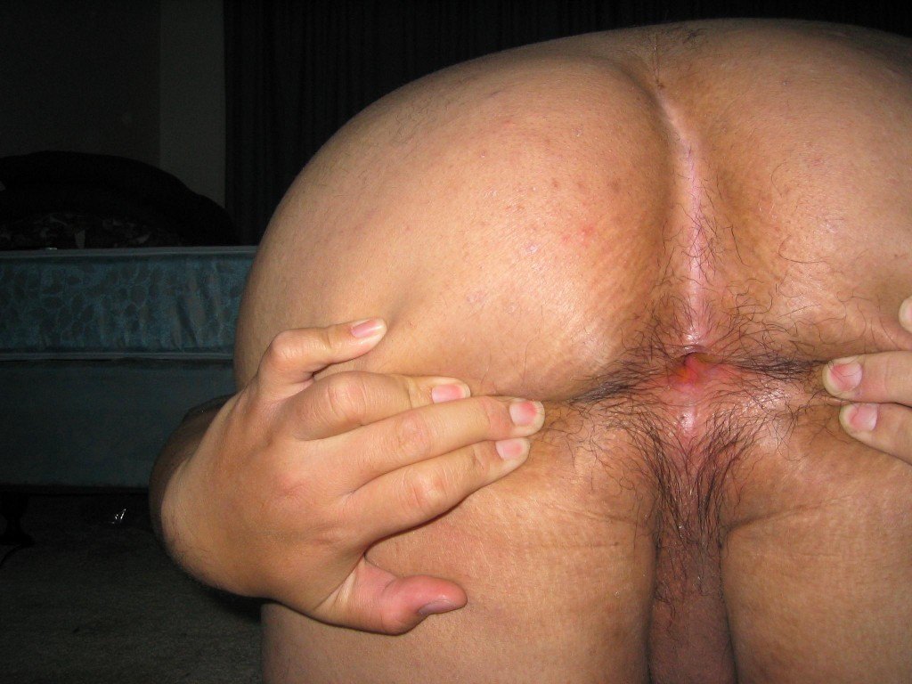 Naked men ass hole xxx gay a ball aching